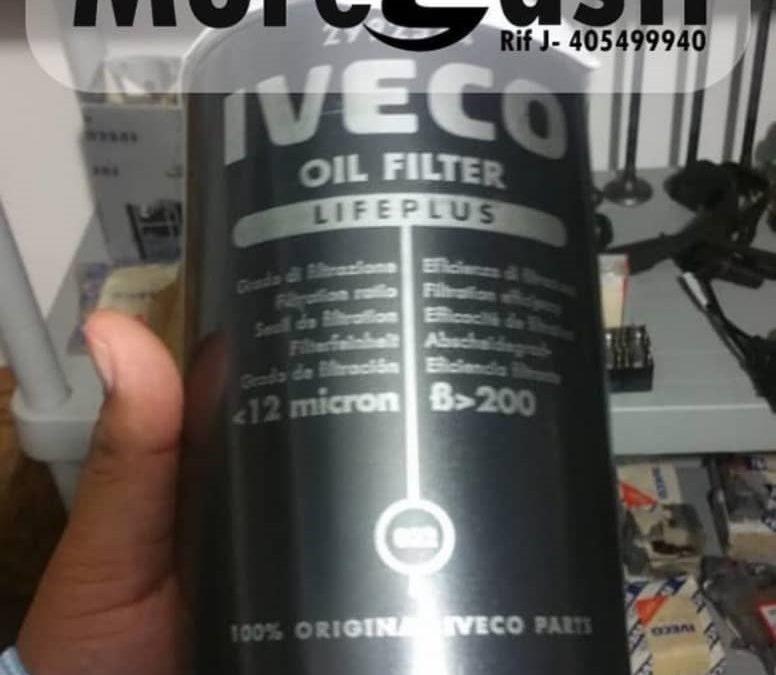 DISPONIBLE. Filtros de aceite (precios al mayor) para #IvecoStralis ¡Excelente Precio!