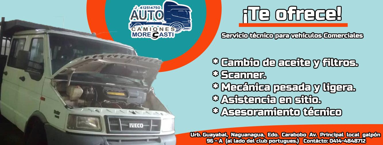 servicios autocamiones