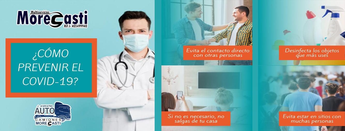 banner coronavirus